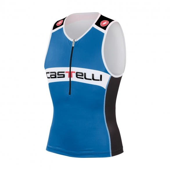 Castelli Core tri top black/blue men 14108-059  14108-059