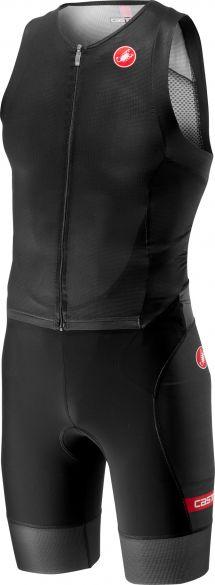 Castelli Free sanremo trisuit sleeveless black men  18108-010
