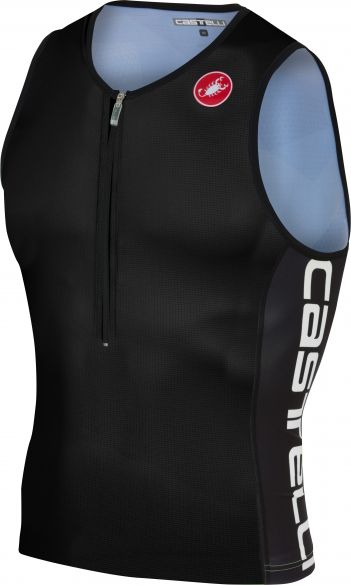 d01588978c5a2 Castelli Core 2 tri top black men online  Order Find it at triathlon ...