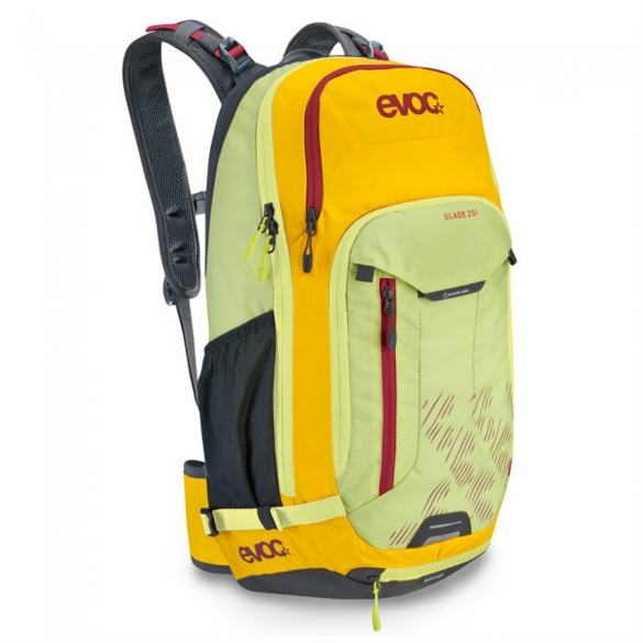 Evoc Glade 25L Backpack woman Lime-orange 92370  92370