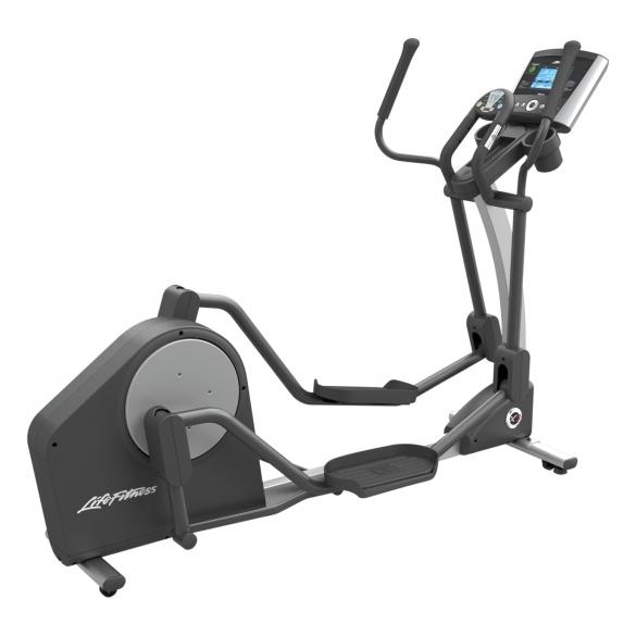 Life Fitness Elliptical crosstrainer X3 Go Console display  LFCTX3GO