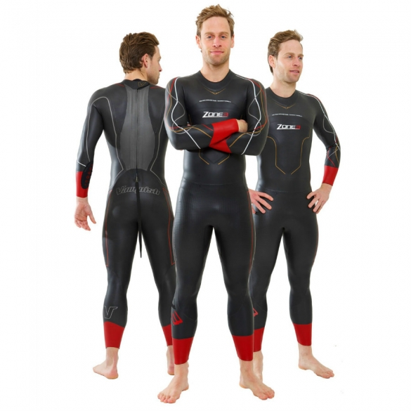 2013 Men/'s Zone3 Vision Triathlon Wetsuit Small Worn Once Save 20/%