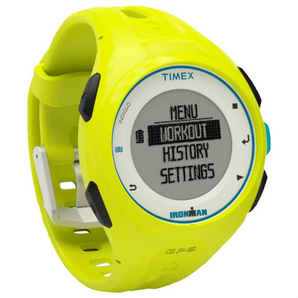 9e9a3c3ae Timex Ironman sports watch Run x20 GPS Lime TW5K87500 online? Find ...