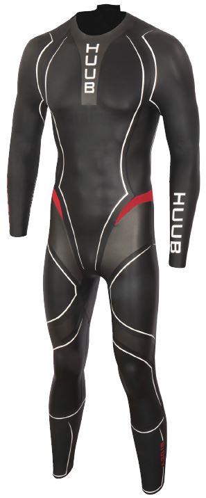 Huub Aegis III 3:5 wetsuit black men  AEG35