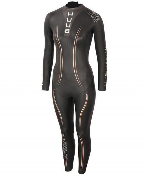 Huub Aegis II thermal 3:5 wetsuit black women  AFT355W