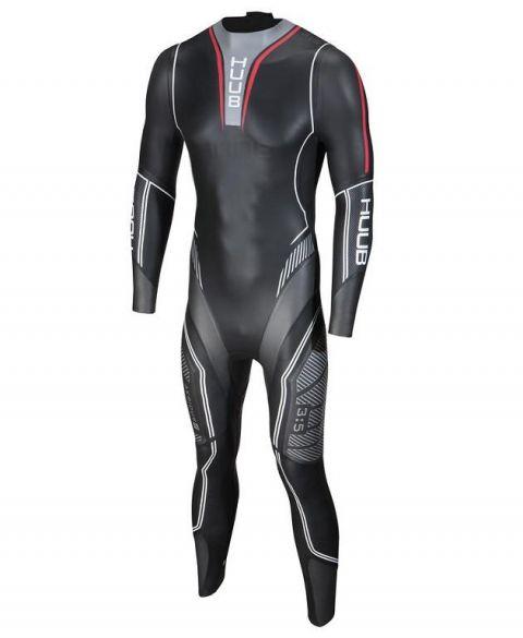 Huub Aerious II 3:5 wetsuit black men  AER355