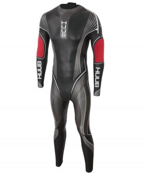 Huub Albacore 3:5 wetsuit black men  ALB35