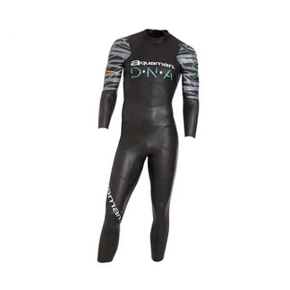 Aquaman DNA Fullsleeve wetsuit men  DNA19