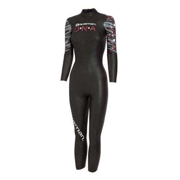 Aquaman DNA Fullsleeve wetsuit women  DNAF19