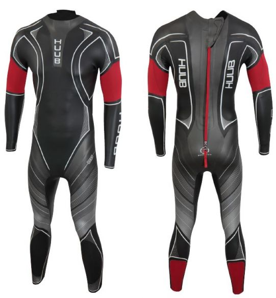 Huub Archimedes III 3:5 wetsuit black men  ARCH35