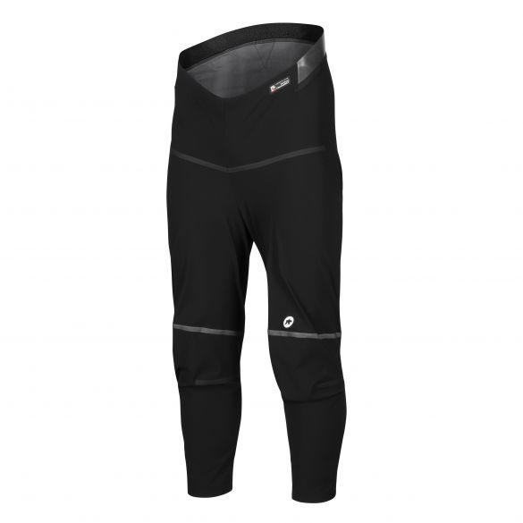 Assos Mille GT thermo rain shell pants black men  11.14.218.18
