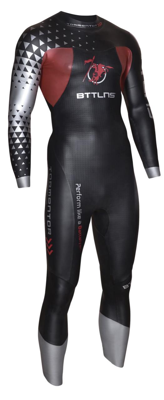 BTTLNS Gods demo wetsuit Tormentor 1.0 size ST  0118005-022DEMO
