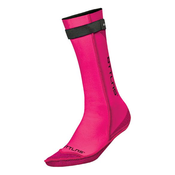 BTTLNS Neoprene swim socks Caerus 1.0 pink  0120011-072