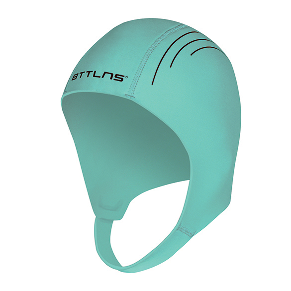 BTTLNS Neoprene swim cap Khione 1.0 mint  0121008-036