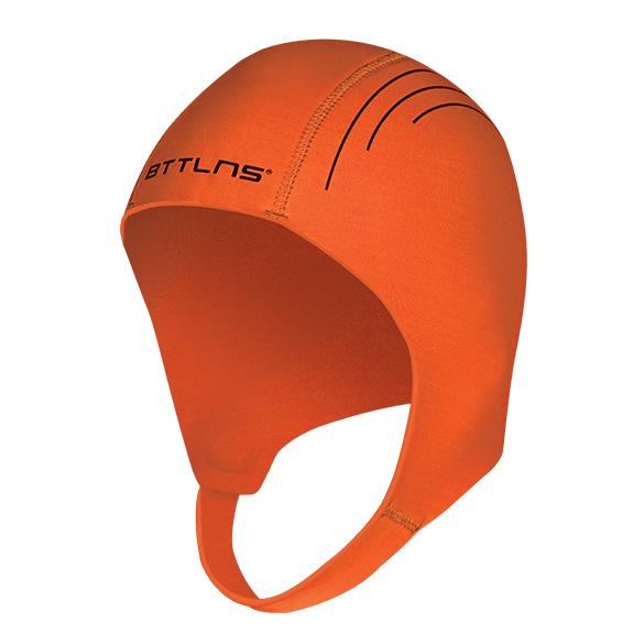 BTTLNS Neoprene swim cap Khione 1.0 orange  0120010-034