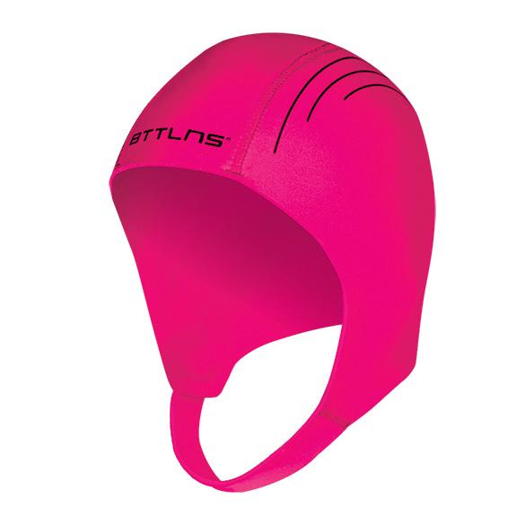 BTTLNS Neoprene swim cap Khione 1.0 pink  0120010-072