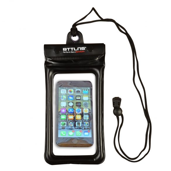 BTTLNS Endymion 1.0 floating waterproof phone pouch black  0620001-010