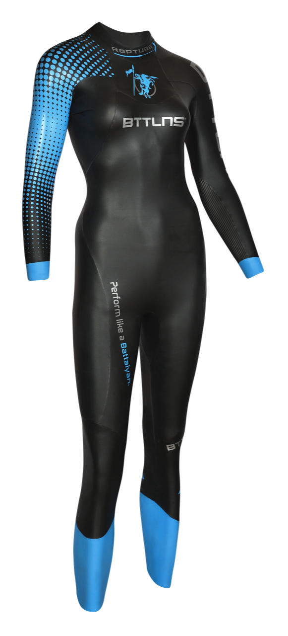 BTTLNS Goddess demo wetsuit Rapture 1.0 size M  0118006-159DEMOM