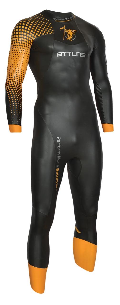 BTTLNS Gods demo wetsuit Rapture 1.0 size MT  0118007-034DEMO
