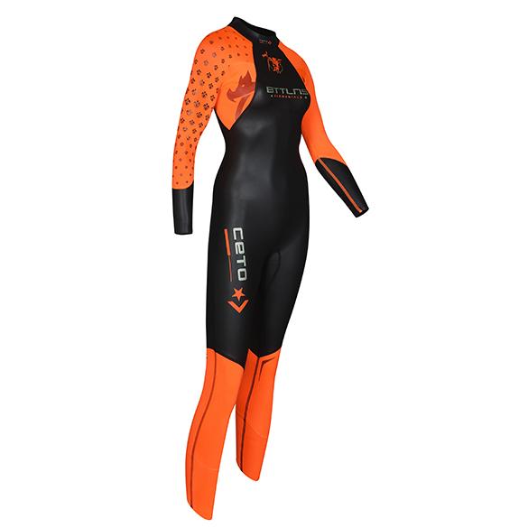 BTTLNS Ceto 1.0 full sleeve wetsuit women  0729002-034