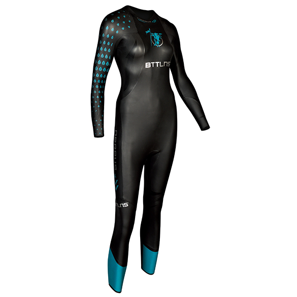 BTTLNS Nereus 1.0 wetsuit long sleeve women  0120007-044
