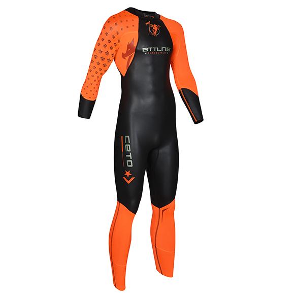 BTTLNS Ceto 1.0 full sleeve wetsuit men  0729001-034