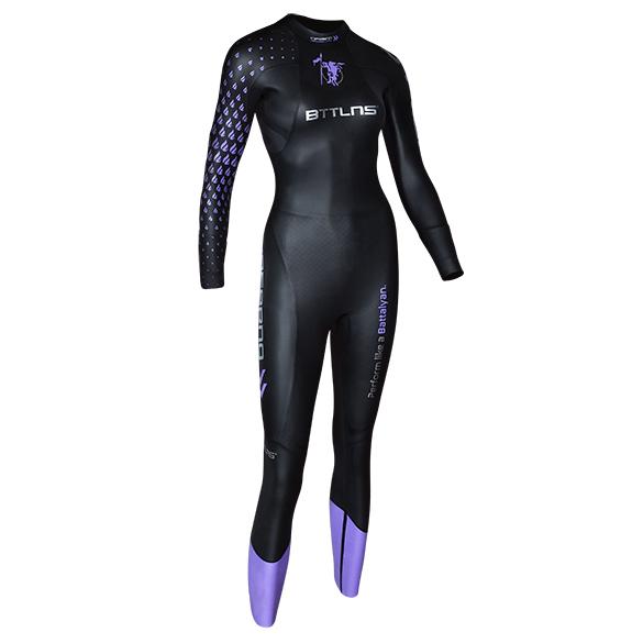 BTTLNS Inferno 1.0 wetsuit long sleeve women  0120006-045