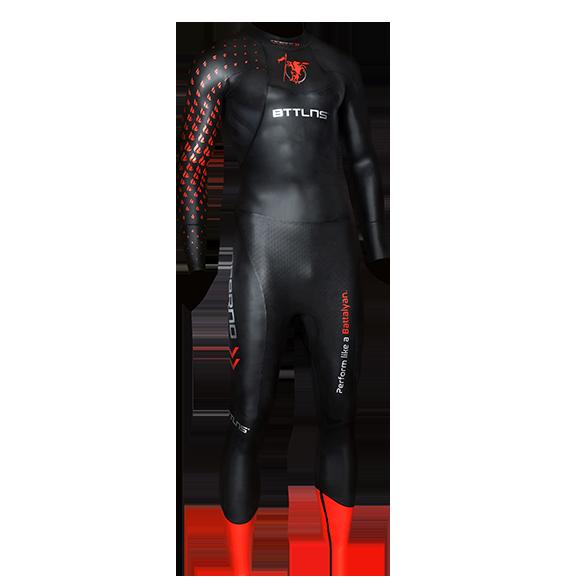 BTTLNS Inferno 1.0 wetsuit long sleeve men  0120003-003