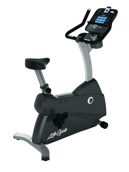 Life Fitness Exercise Bike LifeCycle C1 Track+ Console display  LFHTC1TRACK+CONS