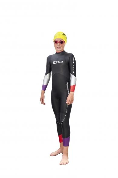 Zone3 Adventure tri wetsuit kids Kopie  16342