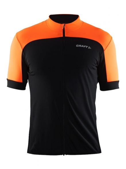 Craft Balance cycling jersey black orange men online  Order Find it ... 3d870952c