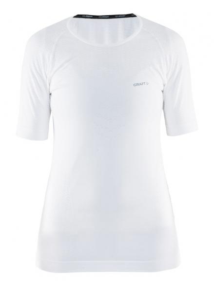 9d4bab5c8f9ea Craft Cool Intensity short sleeve baselayer white women 1904919-1900