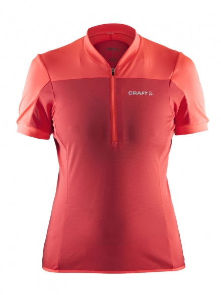 dd15be01e Craft Motion cycling jersey red women online  Order Find it at ...