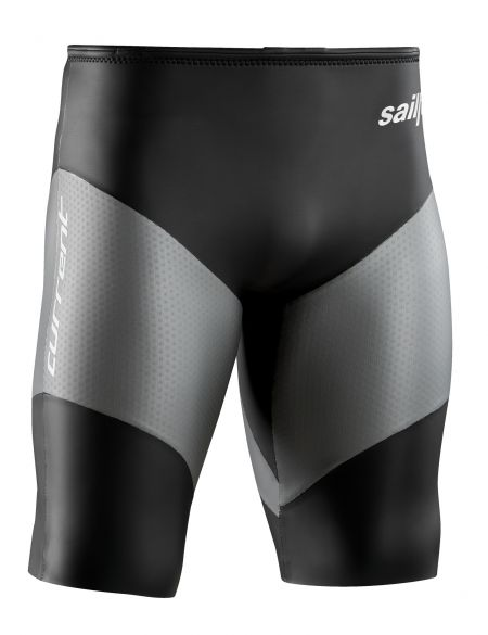 Sailfish Neoprene short current max. black/grey  SL2038