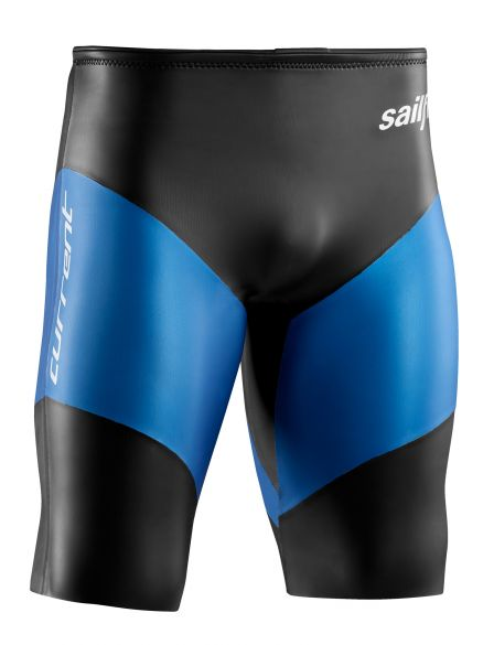 Sailfish Neoprene short current medium black/blue  SL1932