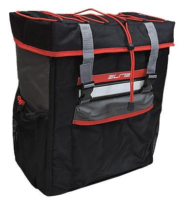Elite Tri box transition backpack black/red  EL0143101