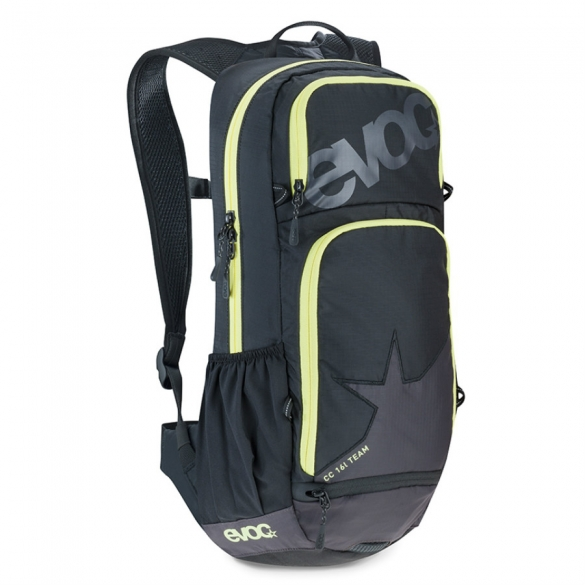 Evoc CC 16L backpack black-mud 99568  99568