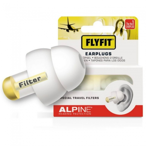 Alpine FlyFit earplugs   00602090