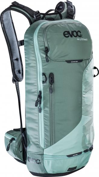 Evoc FR Lite race 10L Backpack olive/light petrol  100108308
