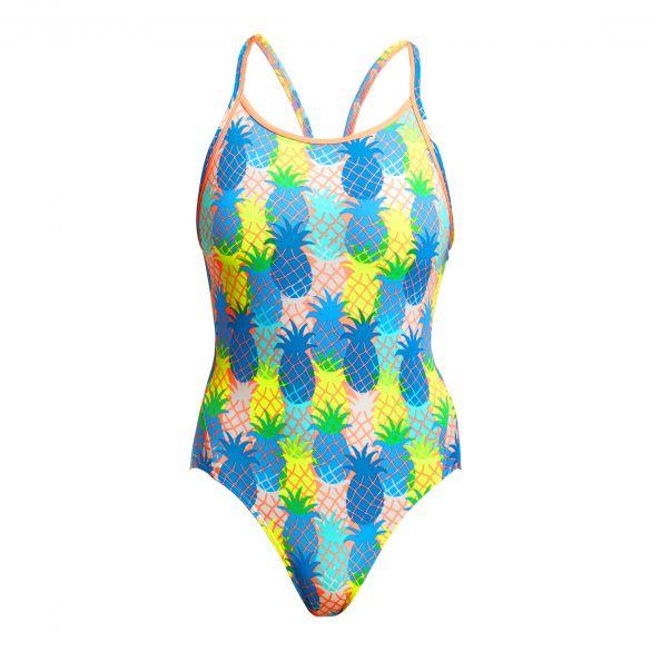 Funkita Juicy Fruit diamond back suit women  FS11L71153