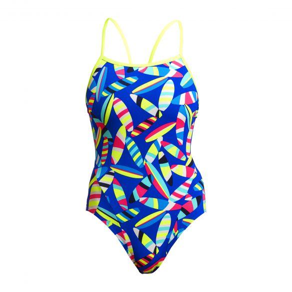 Funkita Board Bash single strap suit women  FS15L71137