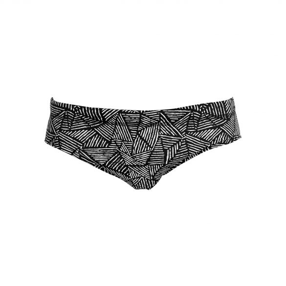 Funky Trunks Black widow Classic brief swimming men  FT35M02179