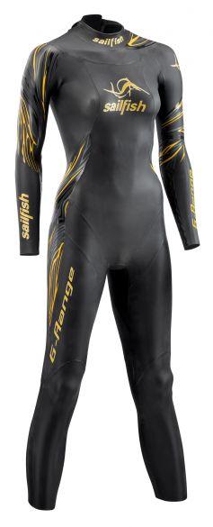 Sailfish G-Range fullsleeve wetsuit women  SL142618