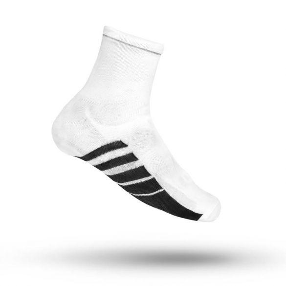 GripGrab Primavera cover sock white  2026-02