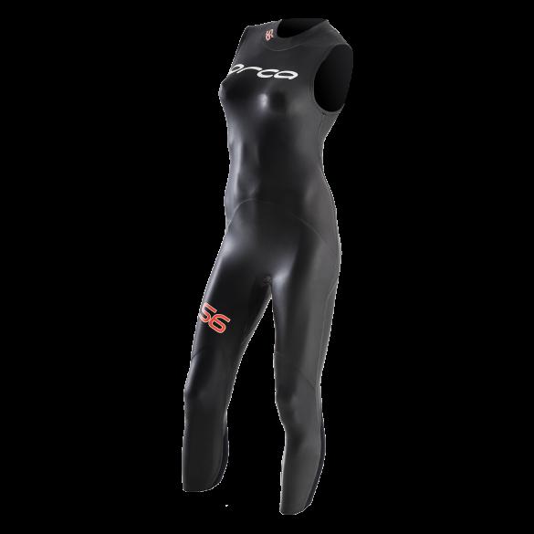 Orca S6 sleeve less wetsuit women  HVNM
