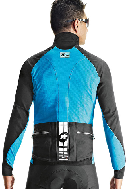 4708ef535 Assos iJ.haBu.5 cycling jacket blue men online  Order Find it at ...