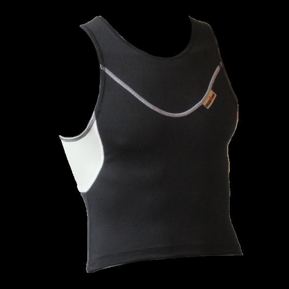 Ironman tri top sleeveless EX black men  IM5503-15/10