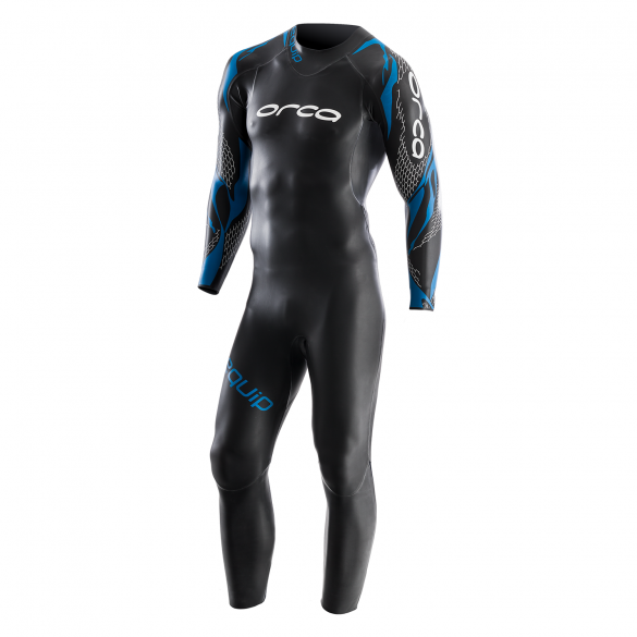 Orca Equip demo full sleeve wetsuit men size 7  HVN4