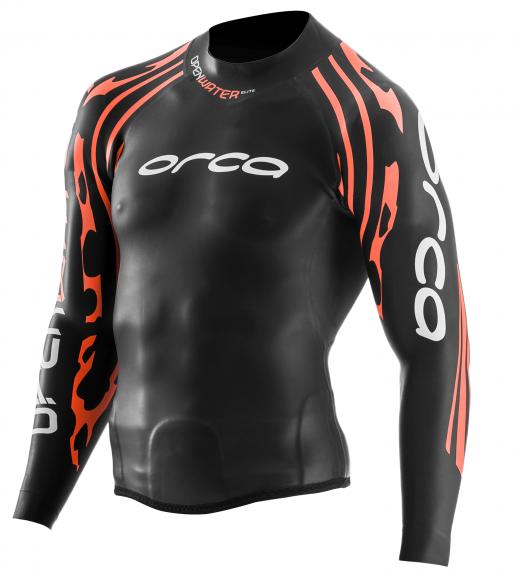 Orca RS1 Openwater neoprene top men  GVNW01