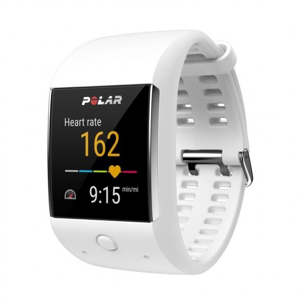 Polar M600 sports watch white GPS  90062397